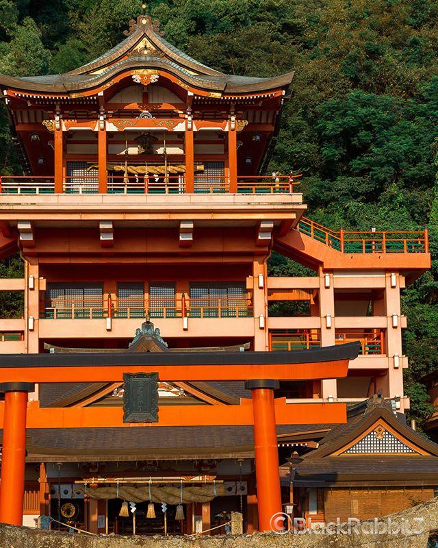 レッド神社(広島県福山市)