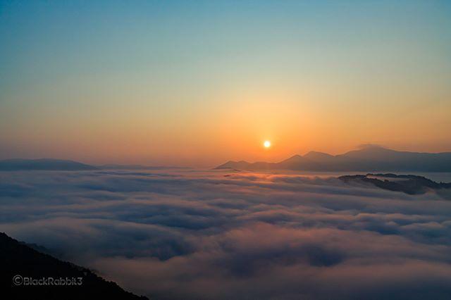 雲海(荒谷山、広島市)