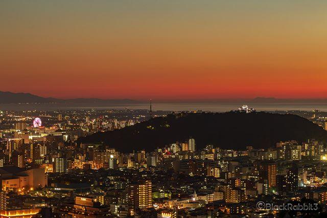 松山サンセット(愛媛県)