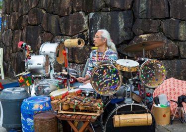 打楽器セッション